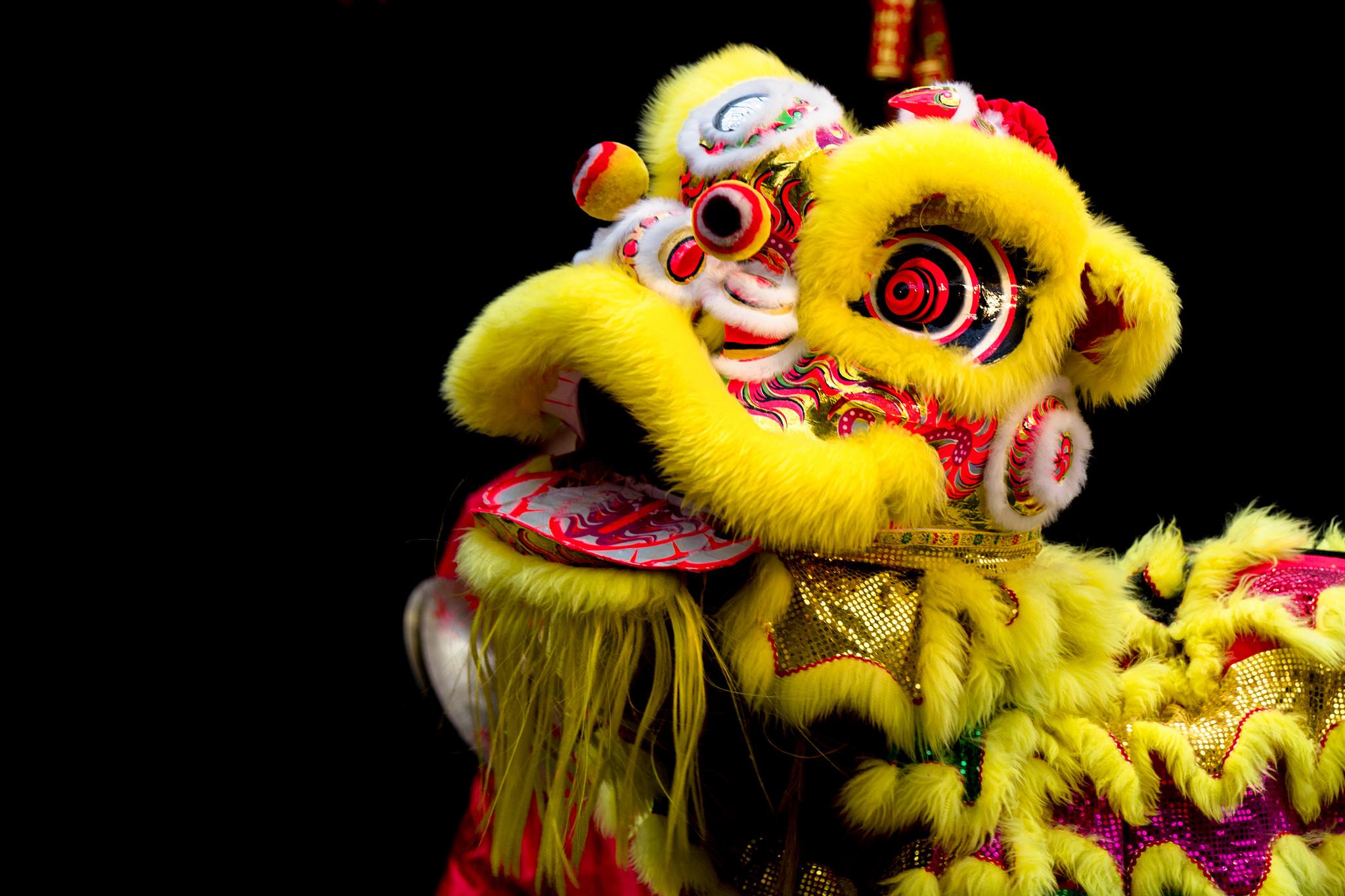 Das Chinesische Neujahr in Asien erleben